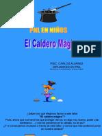 PNL Niños El Caldero Mágico.ppt