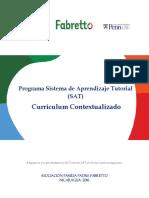 Currículum SAT Fabretto