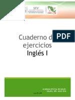 Cuaderno de Ejercicios de InglésI
