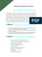 9.1 Busqueda de Información Cientifica en Internet_2017