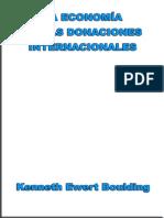 La Economia de Las Donaciones Internacionales - Kenneth Ewert Boulding