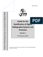 Guide for the Qualification of Digital Radiography Systems and Processes