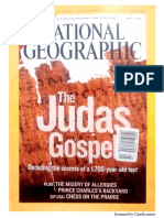 Judas Gospel Nat Geo