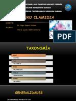 Genero Clamidia - Edith Hilario l