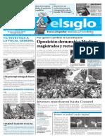 Ediciòn Impresa El Siglo 10-06-2017