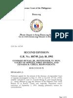 (Art 19-21 Breach of Promise to Marry) Bunag Jr vs CA