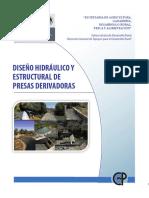 DISEÑO HIDRÁULICO Y ESTRUCTURAL DE PRESAS DERIVADORAS.pdf