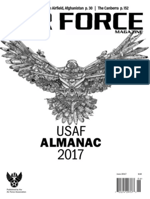 Air Force Magazine June 2017 | United States Air Force | Aerial