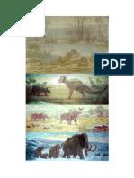 Prehistoric Monsters
