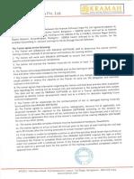 NDA document from Kramah - Page 1.pdf
