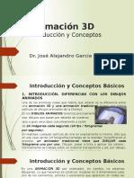 Animación 3D - Introducción y Conceptos
