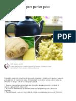 Té de jengibre para perder peso.pdf