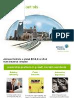 Al Salem Johnson Controls Company Profile