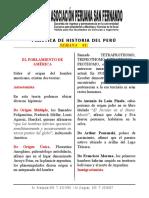 Historia Del Perú, Curso Completo