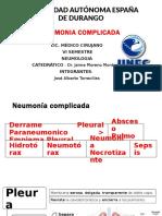 Neumonia Complicada