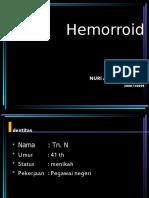 Hemorroid