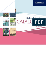 Higher Education Catalogue 2017
