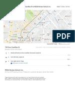 769 Dos Castillas St to RESA Review School, Inc