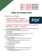 BPP Tema de Proiectare