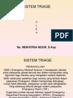 Sistem Triage