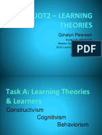 JOT2 PP for Learning Theories- PEARSON