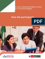 Guia ParticipantE pucp