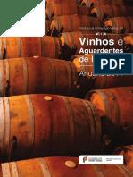 IVV - Vinhos e Aguardentes de PT - Anuário 2014