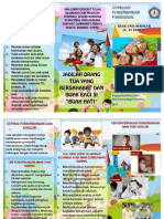 Leaflet Anak Usia Sekolah