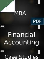 MBA - Case Study Analysis