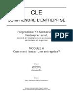 CLE6 Comment lancer une entreprise.pdf
