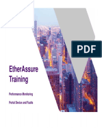 EtherAssure NetComplete Training - Session 2b - User - Device-Faults-Events