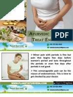 Ayurvedic Herbs to Treat Endometriosis Naturally