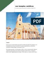 Granada y sus templos católicos.docx