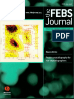 FEBS J 2008 Crystallography for Non Crystallographerspdf