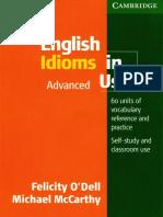 Idioms in Use - Advanced.pdf