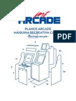 Manual Montaje Arcade Bartop Con Pie