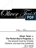 Oliver Twist, Subj of Women, Modern Drama