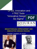 Juran Ideation I DFSS