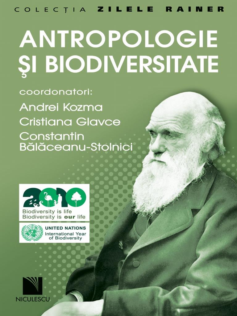 d6878ac2e03 Antropologie Si Biodiversitate [2014]