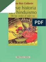 Ruiz Calderon Javier - Breve Historia Del Hinduismo.pdf