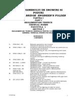 Fascicula 1 Reglementari Tehnice Generale Pentru Domeniul Rutier (1)