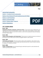 TTP Course Catalog