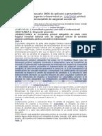 Norme de aplicare a OUG 158/2005
