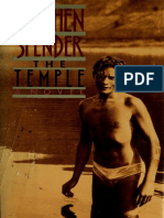 The Temple - Stephen Spender
