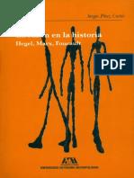 217738565 Sergio Perez Cortes La Razon en La Historia Hegel Marx Foucault
