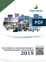 Relatório de Administração 2015