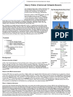 The Wizarding World of Harry Potter (Universal Orlando Resort) - Wikipedia