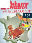 005 Asterix and the Banquet