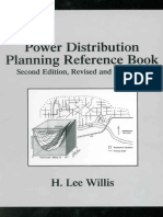 l Power Distribution System Planning, H. Willis