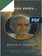 Balsekar, Ramesh - Er Was Eens...